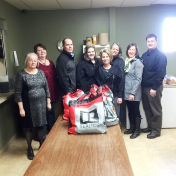Men's Shelter Donation RALD