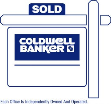 Coldwell City Side Sign